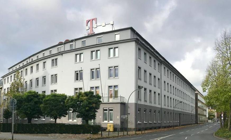 Fernmeldeamt 3 Düsseldorf